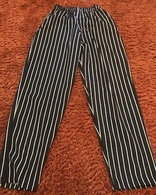 Dickies chef houndstooth pants DC200 HDTH NWT XL