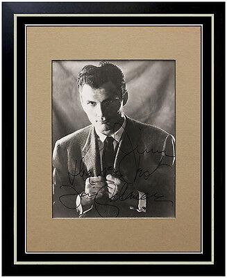 Jack Palance Original Signed Photograph Authentic Autograph Western Signature