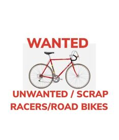 Racers / Road Bikes Wanted