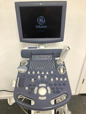 Ge Voluson P8 Ultrasound Machine Probes Available