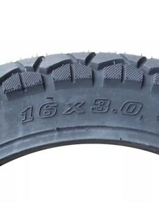 Ebike scooter tire 16x3