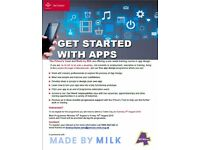 Get Started with Apps Course - London - for 16-25 Living in London