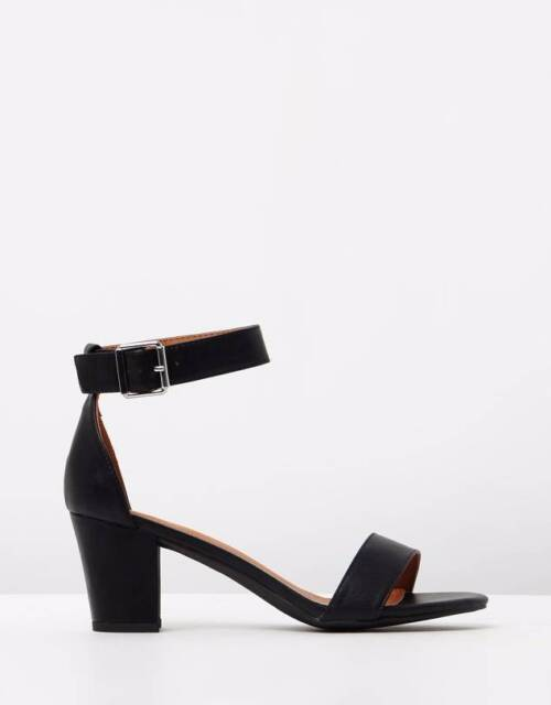 30441c5b876 Amelia Block Heels - Brand New - Size 10