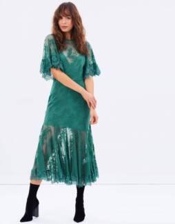Blind Love Dress Midi - Talulah