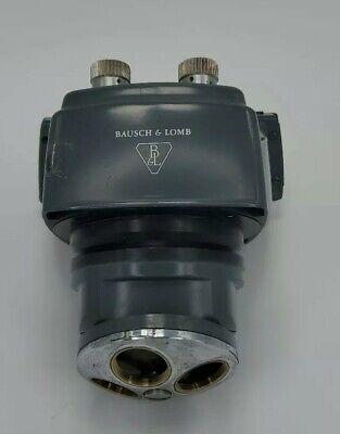 Bl Bausch Lomb Microscope Head