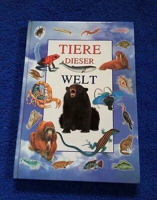 Fantastisches Geschenk (Super Tolles Buch: Welt Der Tiere- Fantastisches Geschenk!)