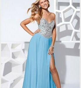 TERRANI COUTURE PROM DRESS FOR SALE