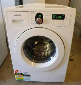 Samsung  - 7.5 kg Front loading washing machine Craigmore Playford Area Preview