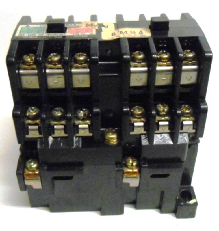 MITSUBISHI ELECTRIC, MAGNETIC CONTACTOR, S-AR11, 220 VOLTS, 50/60 HZ