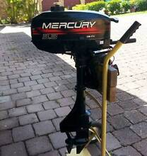 3.3hp outboard in excellent condition Tweed Heads 2485 Tweed Heads Area Preview