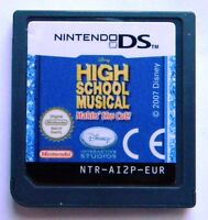 High School Solo Cartuccia Gioco Eur Nintendo Ds - nintendo - ebay.it