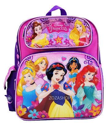 Disney Princess Small Backpack 12