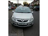 Vauxhall Corsa 1.4 Automatic (5 door) low mileage. great car. £2,450 ono