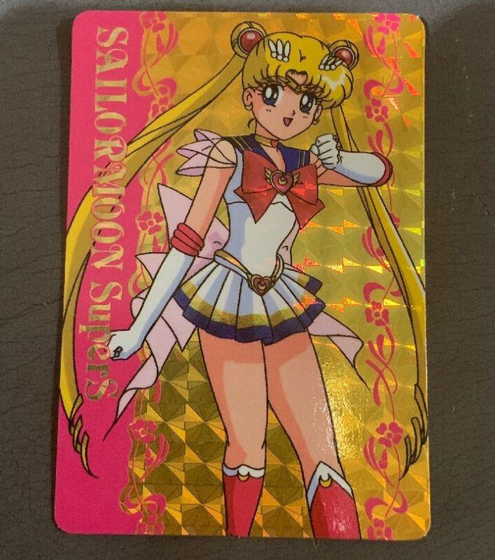 Sailor Moon Hero Part 5 PRISM Card #LC-5