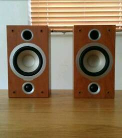 Tannoy Mercury VR wall hanging speakers