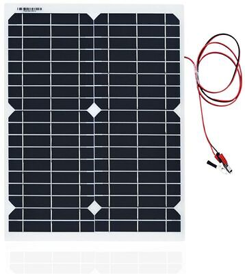 20W Solar Panel Kit Portable Foldable Usb Controller And Battery Charger AWSOME