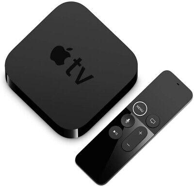 Apple TV 4K 32GB 5. Generation 4K Streaming WLAN Fernbedienung