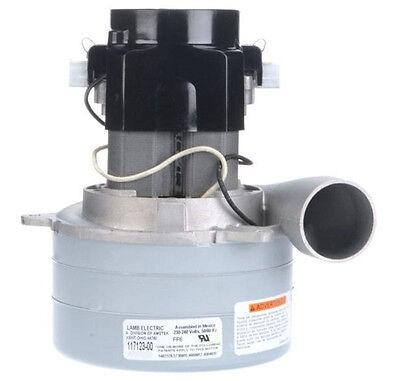 Ametek Lamb Vacuum Blower Motor 240 Volts 117133-00