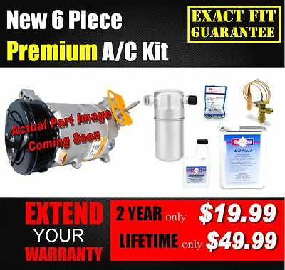 NEW PREMIUM AC COMPRESSOR KIT FITS 2002 2013 CHEVROLET AVALANCHE  ALL ENGINES
