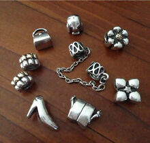 Gold & Sterling Silver Charms East Maitland Maitland Area Preview