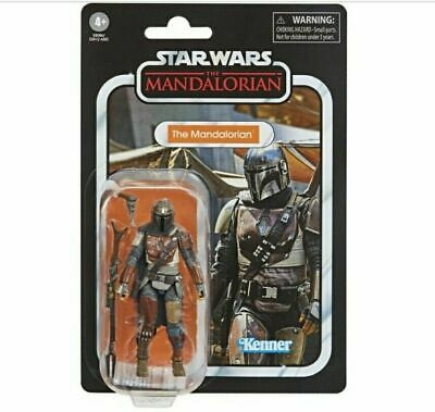 Star Wars Kenner Vintage Collection Figure: The Mandalorian 3.75 inch PRE-ORDER