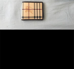 Burberry new wallet