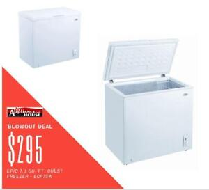 Milton Favourite ApplianceHouse has the best deals on Marathon Freezers