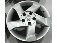 ++++WANTED 1 Dacia Duster alloy wheel+++