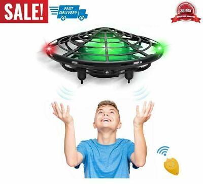 mini drone de bola voladora operados a mano juguetes para niños y niñas regalo