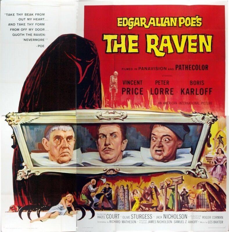 RAVEN, THE (1963) 7420