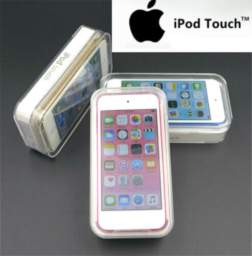 NEW UNUSED Apple iPod Touch 6th Generation 16GB Pink MP3 MP4 Players best gift