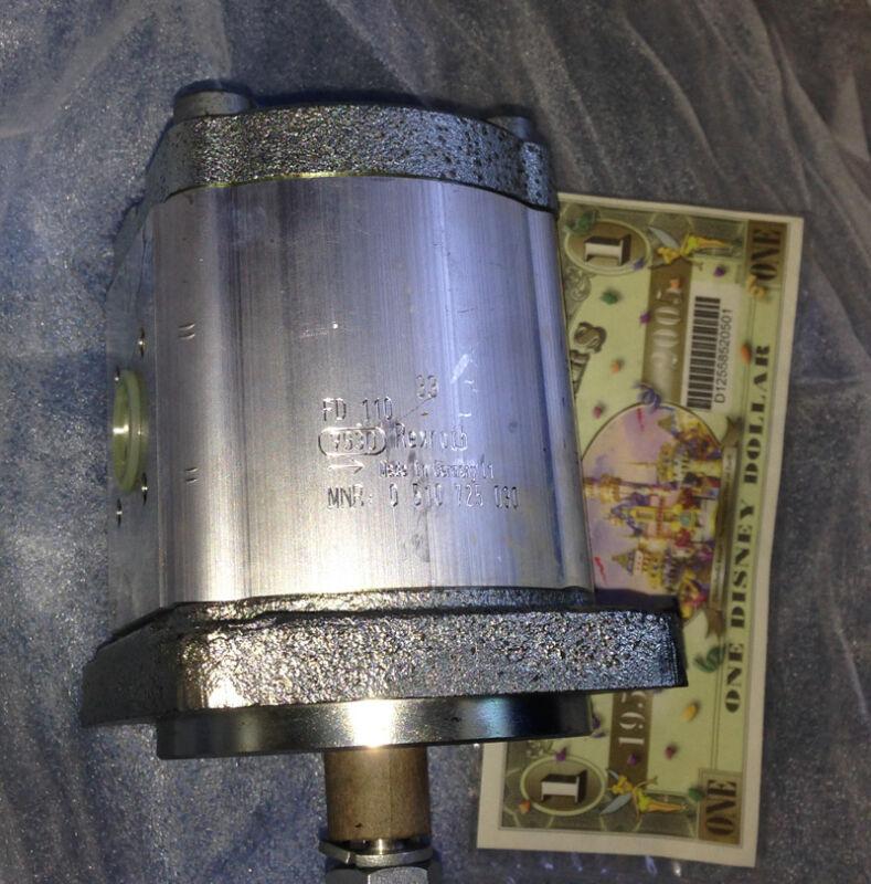 0510725030 Rexroth Hydraulic Gear Pump