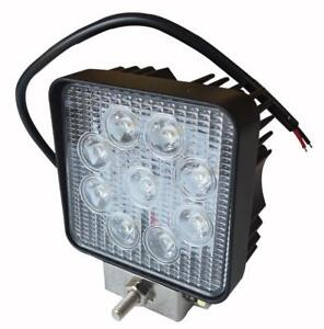 27W Led Work Engineering Lamp 181627