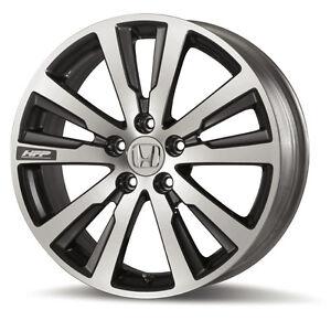 2014 honda civic si 18 alloy htp oem wheels fit sedan and coupe. Black Bedroom Furniture Sets. Home Design Ideas