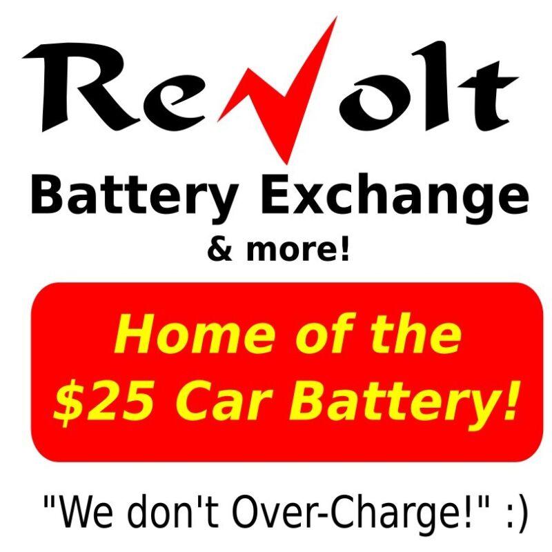 ReVolt Battery Exchange Business