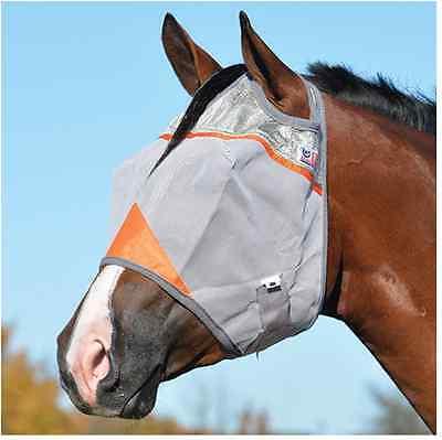 Lemieux comfort shield fly mask équitation ** bnwt **