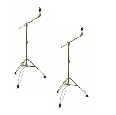 Set of 2 CYMBAL BOOM STANDS 5