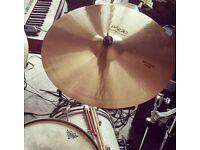 "New 20"" Paiste 602 Formula Medium Ride Cymbal"