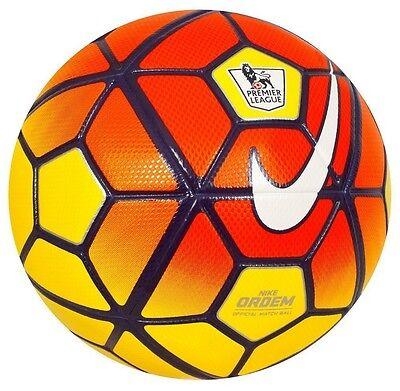 Matchball Serie A 2016-2017 Fußball Nike Ordem 4 Higuain Dybala Khedira Buffon