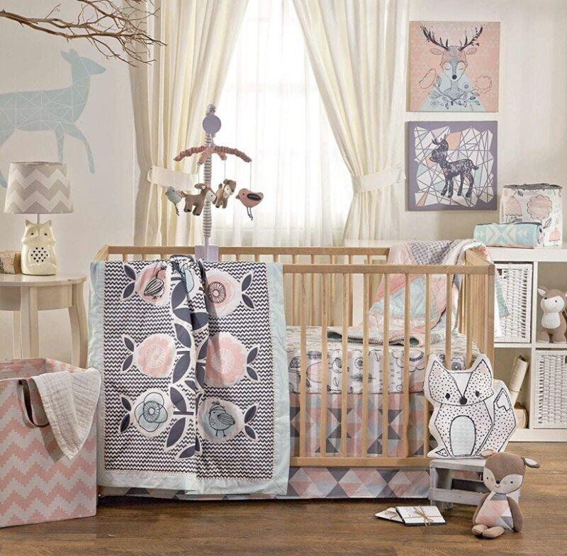 Lolli Living Sparrow Nursery Bedding And Decor