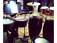 Latin percussionist WANTED for Salsa nights in Watford