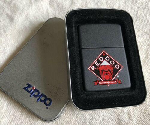 ZIPPO Lighter  RED DOG Beer 1996