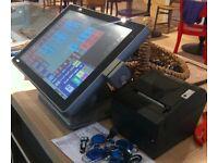 Clientron PT-8000 Touch Screen Till