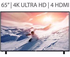 Télévision DEL 65'' 65UF2505 4K UHD 60Hz Haier - LED Television 65'' 65UF2505 4K UHD 60Hz Haier