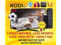 AMAZON FIRE TV STICK JAILBROKEN CHIPPED FREE MOVIES, TV BOX SETS, SPORTS, CABLE TV, KIDS + SUPPORT