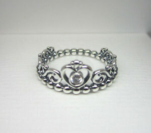 authentic pandora 190880cz 54 my princess ring size 7 ebay