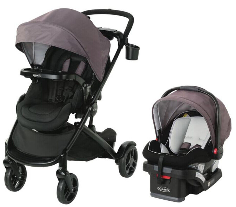 baby modes2grow bassinet travel system stroller w
