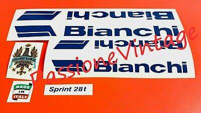BIANCHI Serie R decalcomanie  //stickers//adesivi