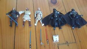 Star Wars Figurines - circa 2008 West Pennant Hills The Hills District Preview