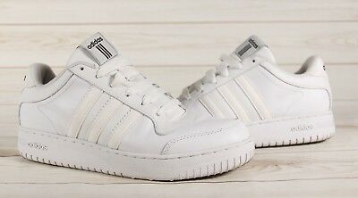 Super Cup Low Shoe (Adidas Men's Super Cup Low White Basketball Shoes 041290 Size 8)